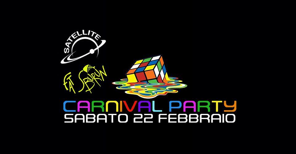 Carnival Party   Satellite Rimini